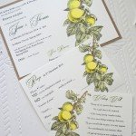 LEMON INVITATION
